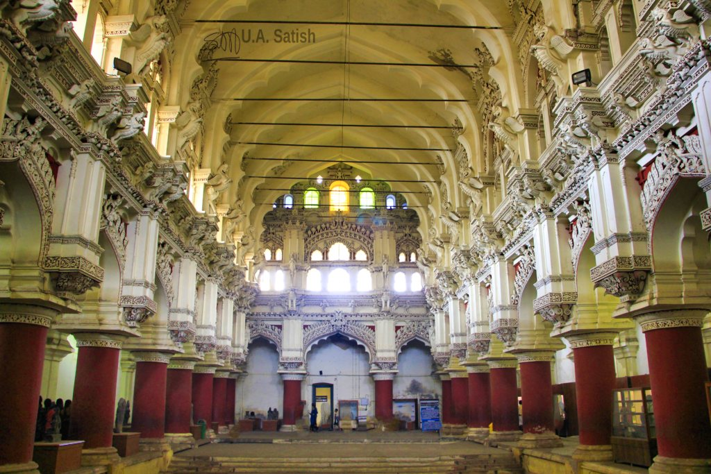 Narthana Shala; dancing hall; Madurai; India; architecture;usatish;