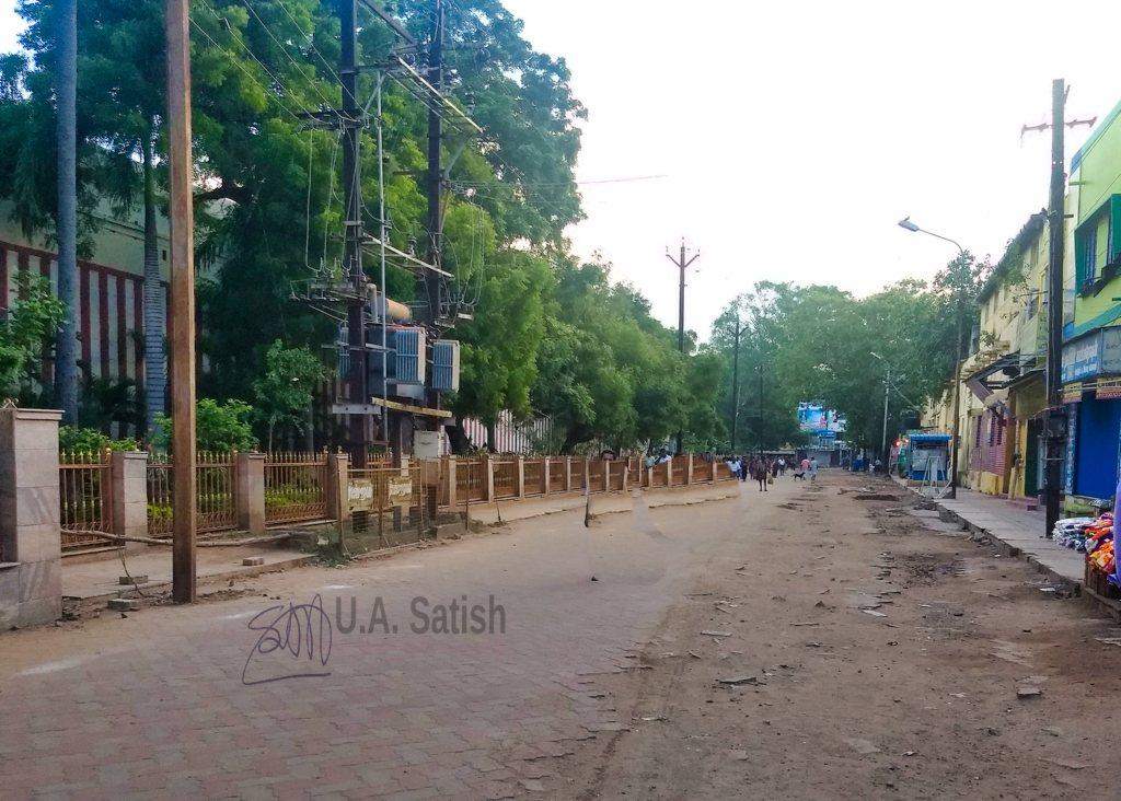 road; Madurai;uasatish;