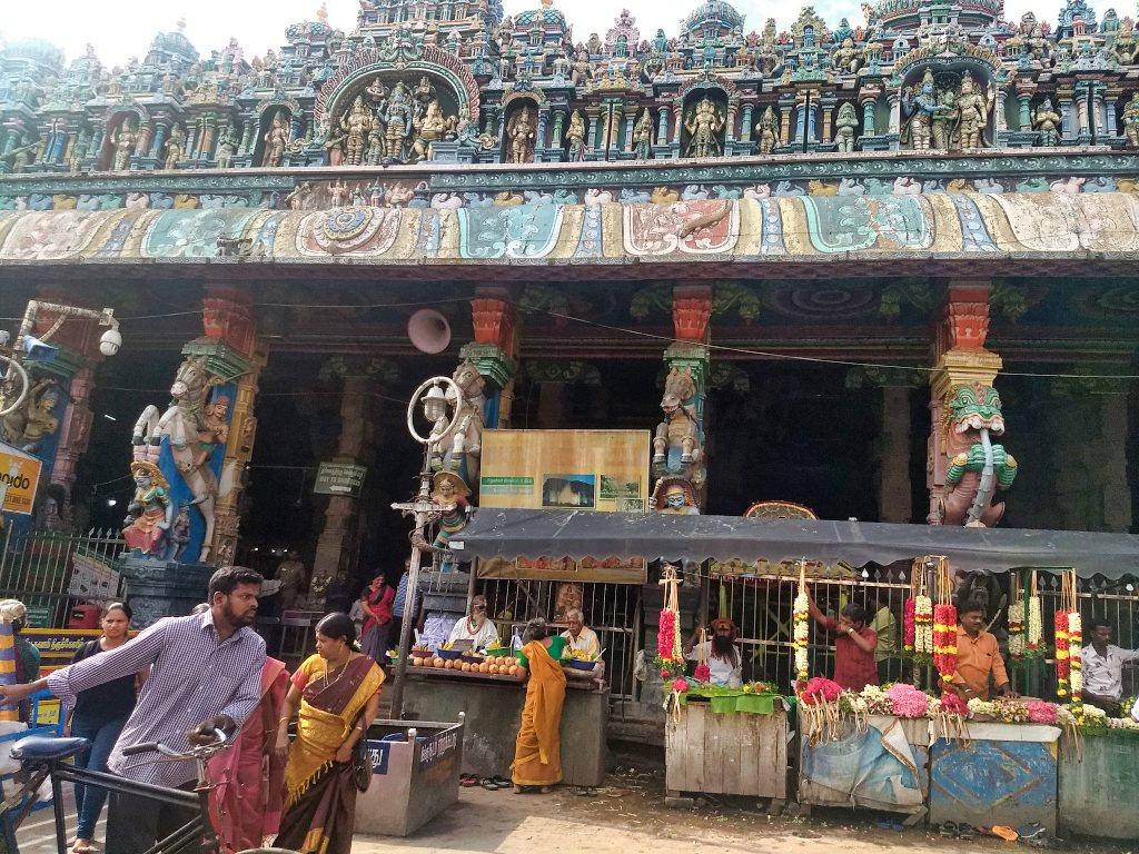 Thirupparamkunram Murugan Temple; Madurai; uasatish;
