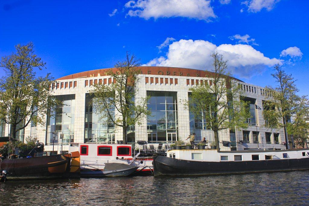Dutch National Opera and Ballet; Amsterdam; uasatish;Netherlands;