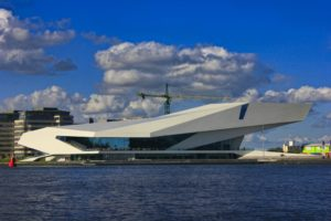 Eye Film Institute; Amsterdam; uasatish;