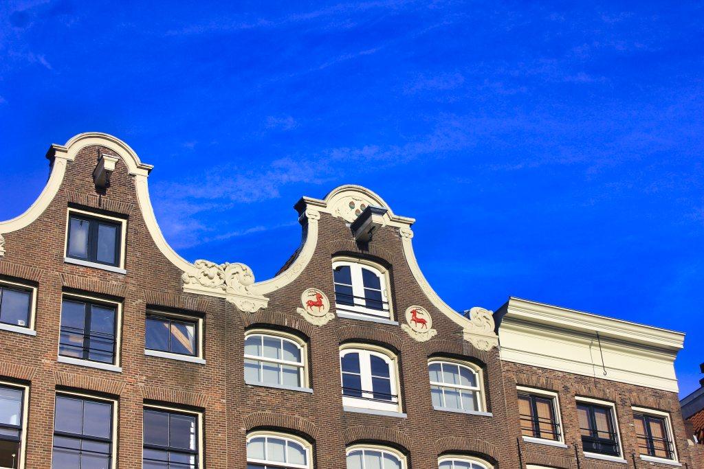 Old Amsterdam Building; uasatish;